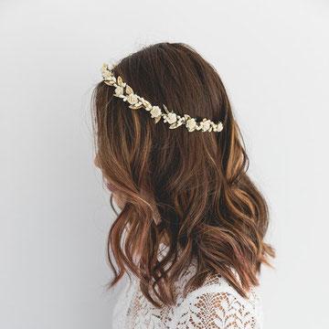ободок для волос- подарок для подружек невесты