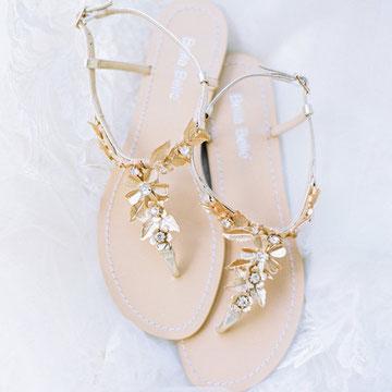 идеи подарков для подружек невесты - пляжная свадьба или свадьба у бассейна