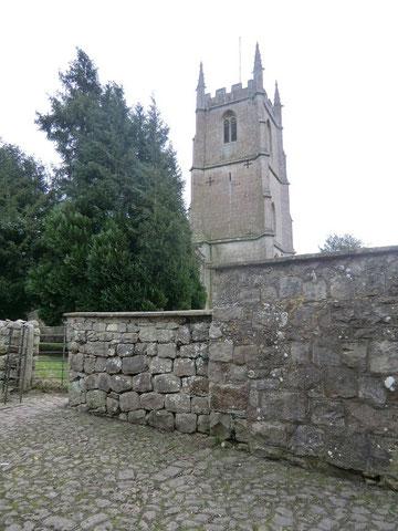 コッツウォルズの教会(英国)