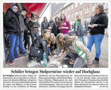 Neue Rhein Zeitung, Samstag, 28. März 2015