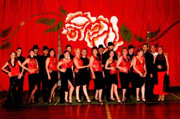 gruppo passion de tango 2008