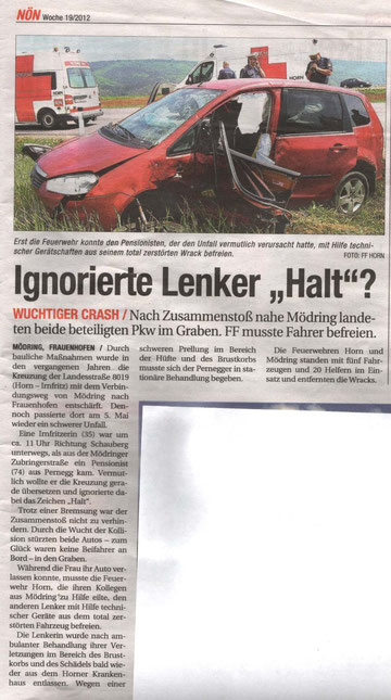 NÖN Horn/Eggenburg KW 19/2012