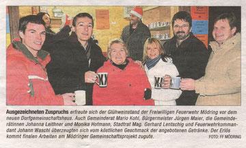 NÖN Horn/Eggenburg KW 52/2011
