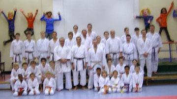 Yoshitaka Club, Sensei Matt and Derek Stockham