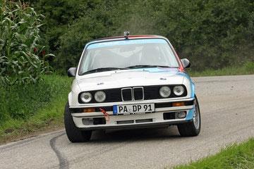 BMW 318is E30 Gr. F, 2011-2012