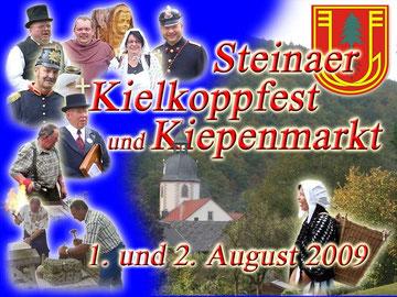 Steinaer Kielkoppfest & Kiepenmarkt