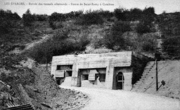 Postkarte aus den 20-ern