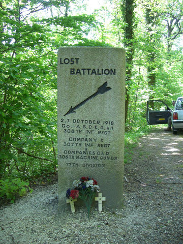 Verdun The Lost Battalion