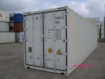 Рефконтейнер новый Carrier