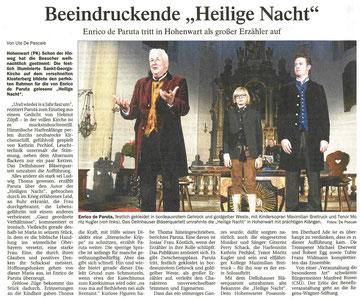 Pfaffenhofener Kurier vom 11.12.2012