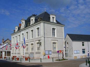 La Mairie de St Laurent Nouan
