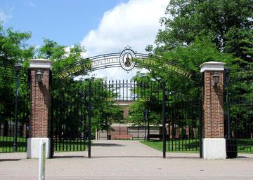 WCSU Entrance