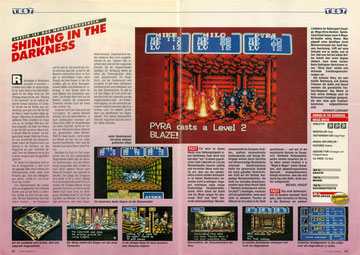 Shining in the Darkness Video Games 3\91