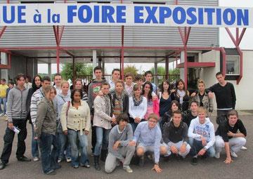 TBPCO 2010 2011 à la foire expo à Périgueux