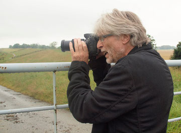 Georges erkundet Kehdingen - Foto R. Helmholtz