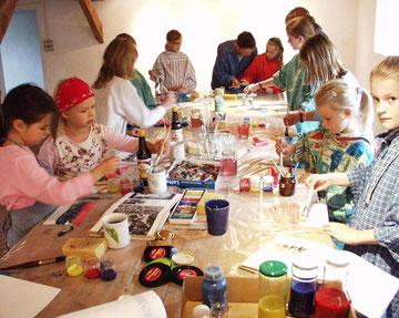Sommerwerkstatt 2007