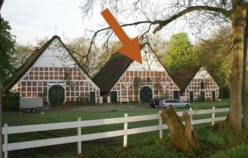 Ziegelhof in Oederquart, Schinkel 19