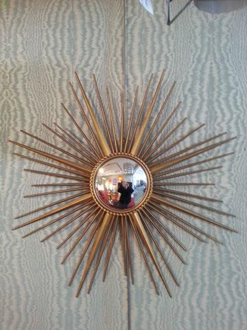 Miroir sorcière Chatty vallauris diamètre 85 cm