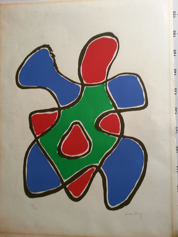 Man RAY Lithographie (VENDU)