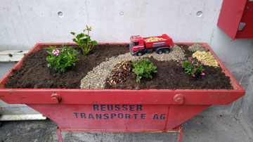 Neubau - Reusser Transporte AG Biberist