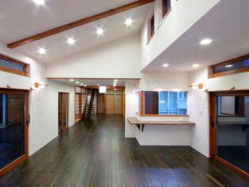 神奈川県で自然素材の家・パッシブデザインの新築注文住宅