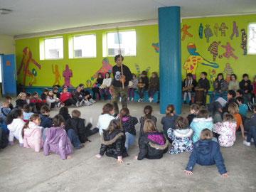 école des Arènes à Bayonne