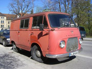 Ford Taunus Transit (1e generatie Transit, eerder bekend als FK 1000), 1953-65