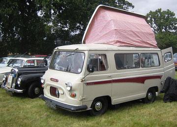 Morris J4 - Dormobile, 1965