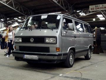 T3, Amerikaans model bus (Vanagon) 1988