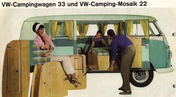 Uit een Duitse VW brochure rond 1962: de SO22 box