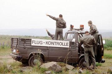 T3 pick-up van het Duitse leger, 1988