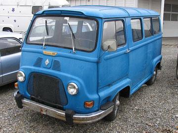 Renault Estafette, 1959-80