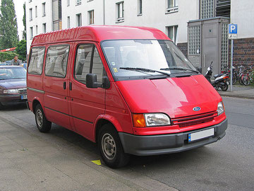 Ford Transit, 4e generatie, 1986-94