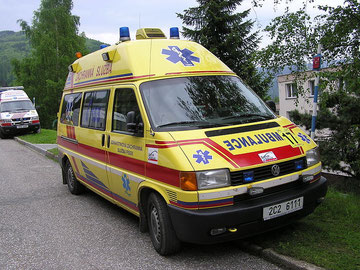 T4 Ambulance, Tsjechië, 2010