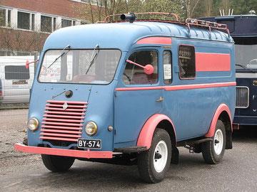 Renault Voltigeur/Goélette, 1947-65