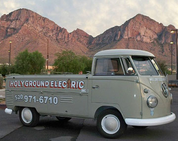 Amerikaanse T1b pick-up, 1961
