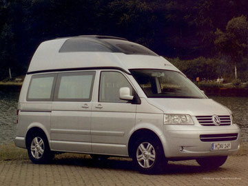 T5a California CL Polyroof
