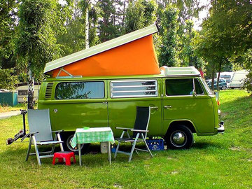 T2 3 campers vw bus camper for Interieur westfalia