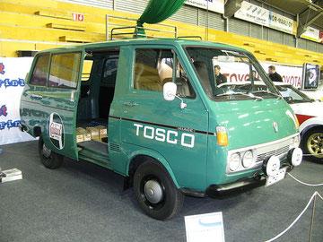 Toyota HiAce, 1e generatie 1967-1977