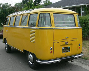 Samba, 23 ramen, model 1956