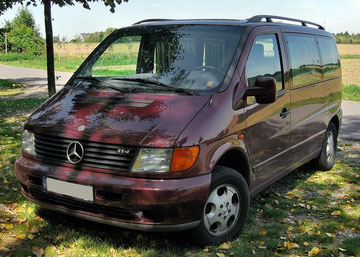 Mercedes-Benz Vito/Viano, 1e generatie W638, 1996-2003