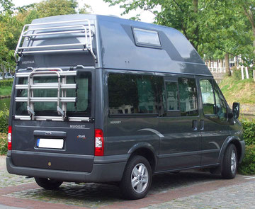 Ford Transit - Westfalia Nugget