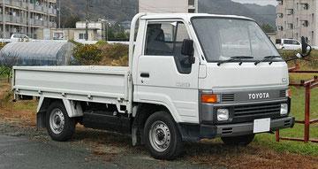 Toyota HiAce 3e generatie, 1982-89
