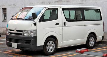 Toyota HiAce 5e generatie, 2004-