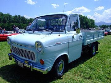 Ford Transit (2e generatie), 1965-1978