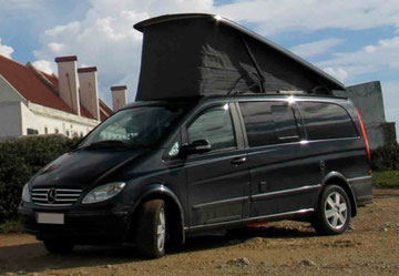 Mercedes-Benz Viano - Westfalia Marco Polo