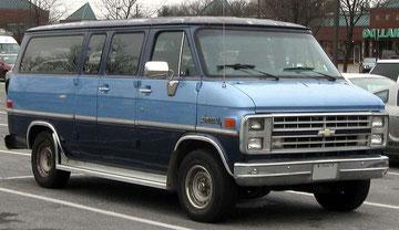 Chevrolet Van Beauville, 3e generatie, 1971-96