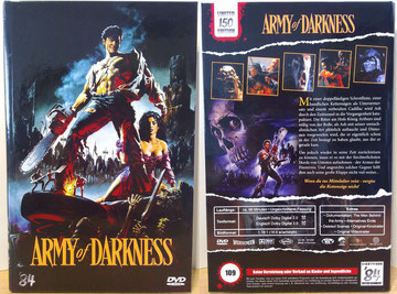 DVD) Die Armee der Finsternis (1992) - '84 Entertainment Limited 150