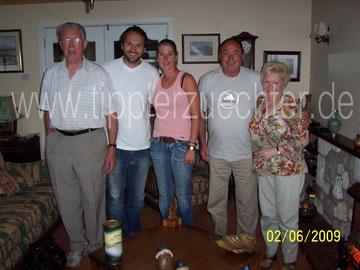 Harry, Oliver, Cordula, Antun, Anne