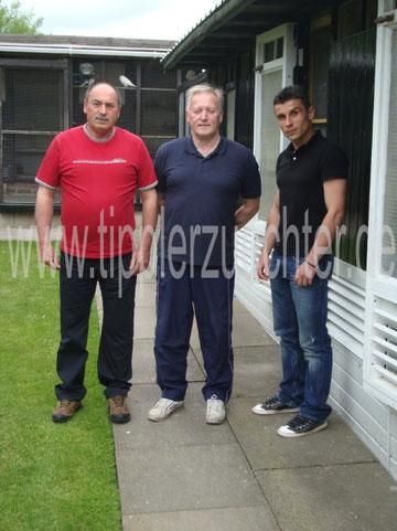 Slika 1: Antun, Paul Green, Aleksandar